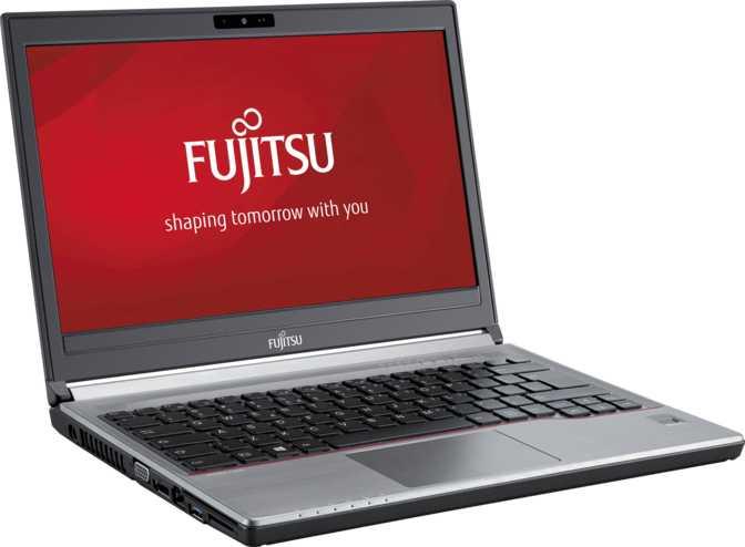 "Fujitsu Lifebook E734 13.3"" Intel Core i5-4200M 2.5GHz / 4GB / 500GB"