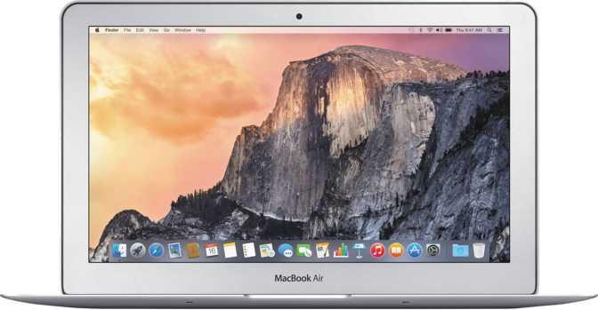"""Apple MacBook Air (2015) 11"""""""