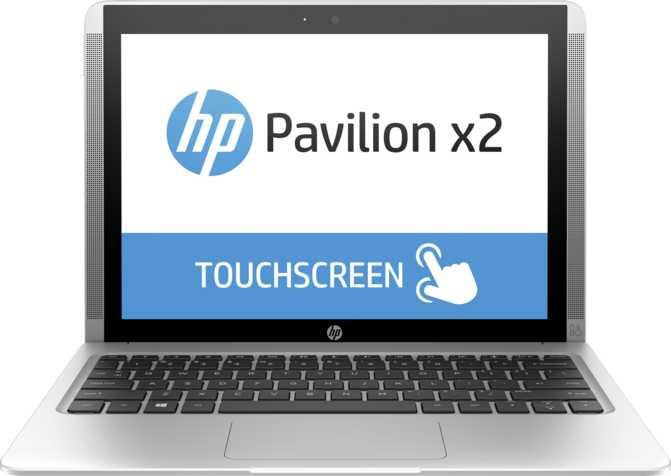 """HP Pavilion x2 12.1"""" Intel Atom x5-Z8500 1.44GHz / 2GB / 64GB"""