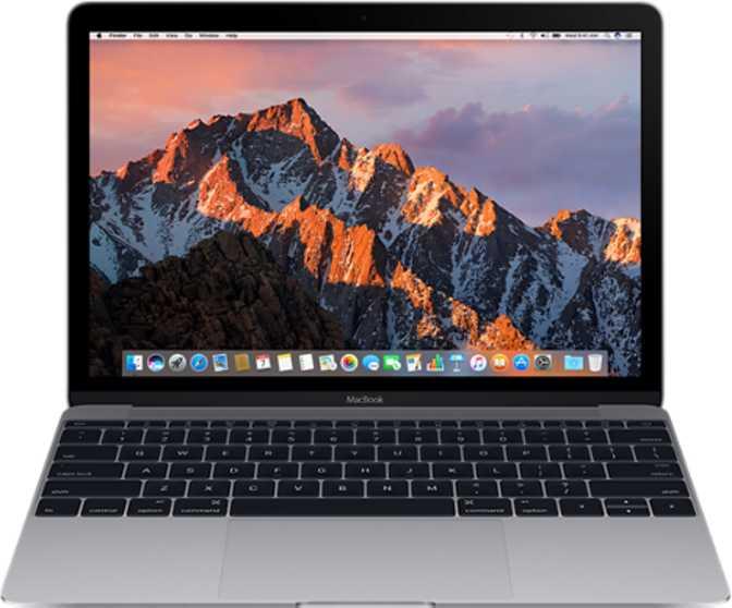 Apple MacBook (2016)