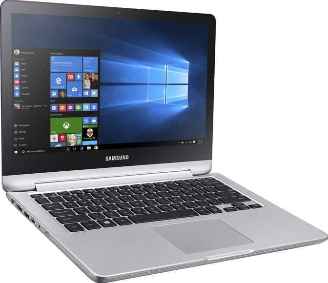 "Samsung Notebook 7 Spin 13.3"" Intel Core i7 6200U 2.3GHz / 8GB / 1TB"