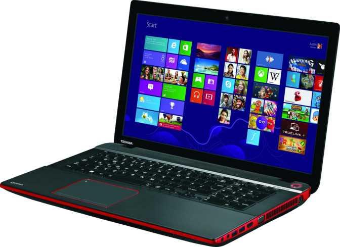 "Toshiba Qosmio X70 17.3"" Intel Core i7-4700MQ 2.4GHz / 8GB / 1TB"
