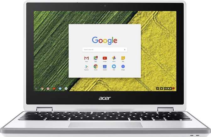 "Acer Chromebook Spin 11 (2017) 11.6"" Intel Celeron N3350 1.1GHz / 4GB / 64GB"