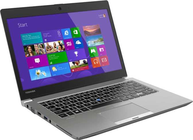 """Toshiba Portege Z30T 13.3"""" Intel Core i5-4310U 2GHz / 8GB / 128GB"""