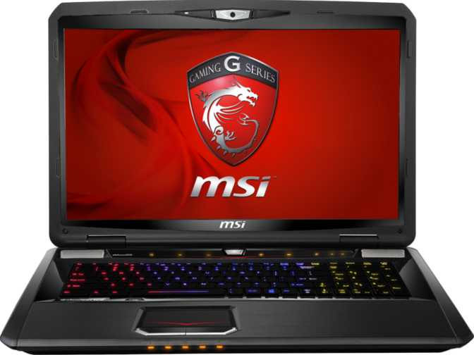 "MSI GT70 Dominator Dragon-2202 17.3"" Intel Core i7-4810MQ 2.8GHz / 12GB / 1TB"