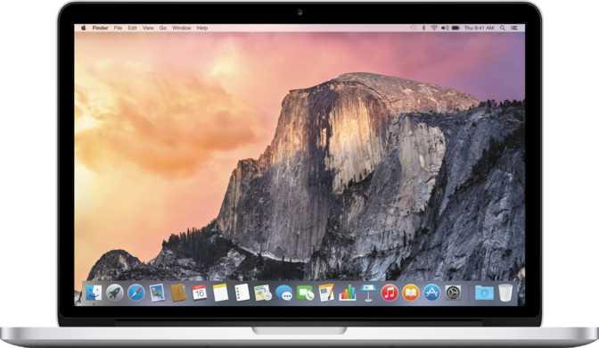 """Apple MacBook Pro (2015) 13"""""""