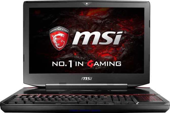 """MSI GT80 2QC Titan SLI 18.4"""" Core Core i7 4980HQ 2.8GHz / 32GB / 1TB"""