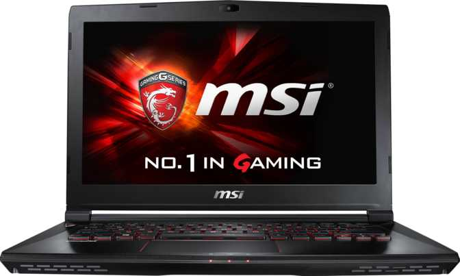 """MSI GS40 Phantom-001 14"""" Intel Core i7 6700HQ 2.6GHz / 16GB / 128GB"""