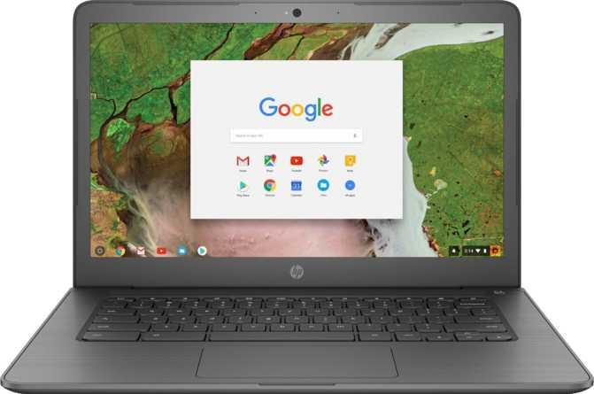 """HP Chromebook 14 G5 14"""" Intel Celeron N3350 1.1GHz / 8GB / 64GB"""