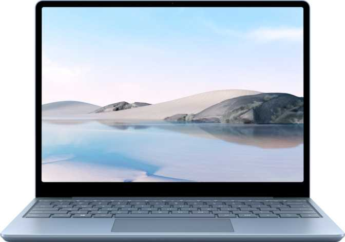 "Microsoft Surface Laptop Go 12.4"" Intel Core i5-1035G1 1GHz / 8GB RAM / 256GB SSD"