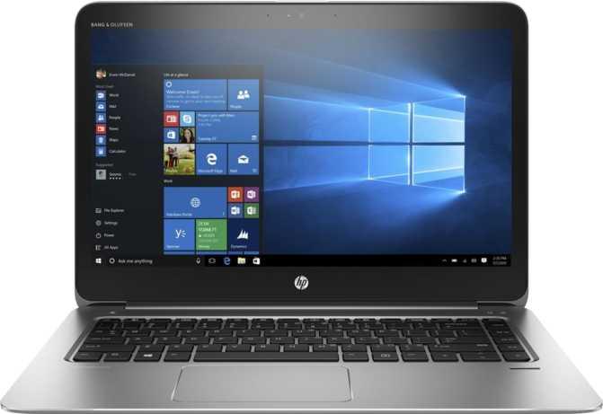 """HP EliteBook 1040 G3 14"""" Intel Core i7-6600U 2.6GHz / 8GB / 256GB SSD"""