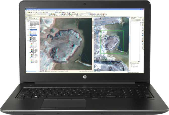 """HP ZBook 15 G3 15.6"""" Intel Xeon E3 E3-1505M 2.8GHz / 16GB / 512GB"""