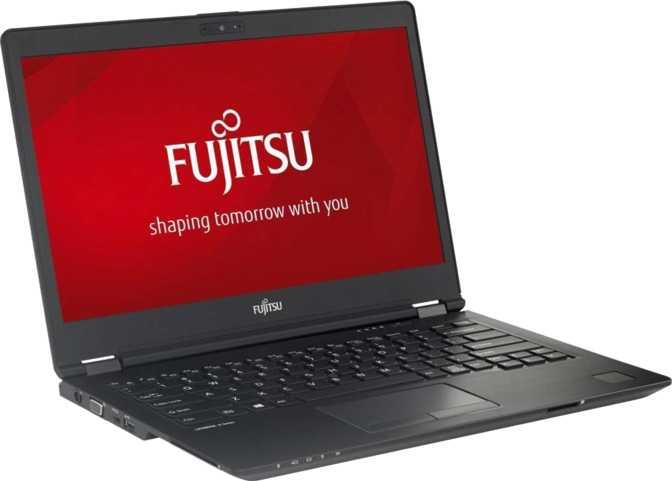 "Fujitsu Lifebook U938 13.3"" Intel Core i7-8650U 1.9GHz / 20GB / 512GB SSD"
