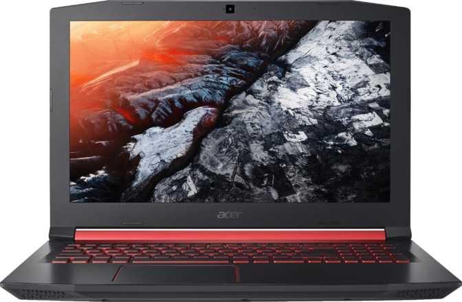 """Acer Nitro 5 15.6"""" Intel Core i7-7700HQ 2.8GHz / 16GB / 1TB HDD + 128GB SSD"""