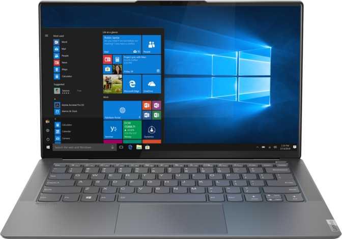 "Lenovo Yoga S940 14"" Intel Core i7-1065G7 1.3GHz / 16GB RAM / 1TB SSD"