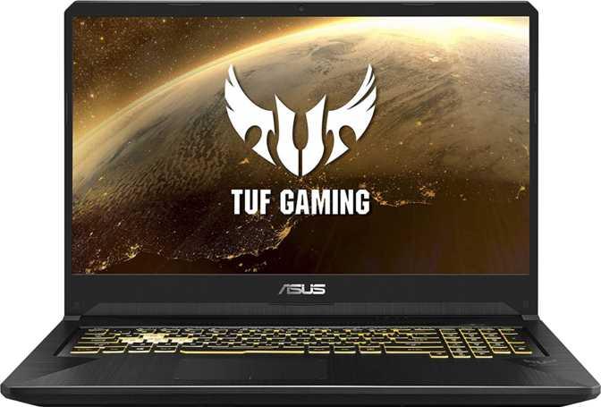 "Asus TUF Gaming FX705 17.3"" Intel Core i7-8750H 2.2GHz / 32GB RAM / 256GB SSD + 1TB HDD"