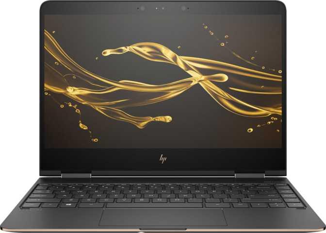 """HP Spectre x360 15.6"""" Intel Core i7-8550U 1.8GHz / 16GB / 512GB SSD"""