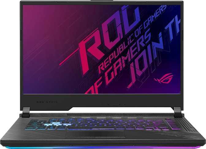 Asus ROG Strix G15 Intel Core i7-10750H 2.6GHz / 16GB RAM / 1TB SSD