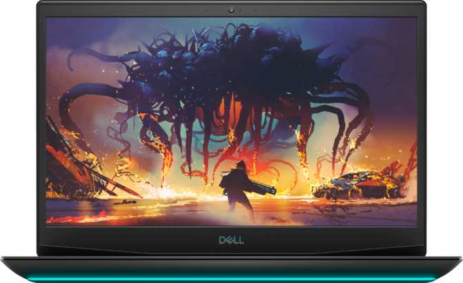 Dell G5 15 (2020) Intel Core i7-10750H 2.6GHz / 16GB RAM / 512GB SSD