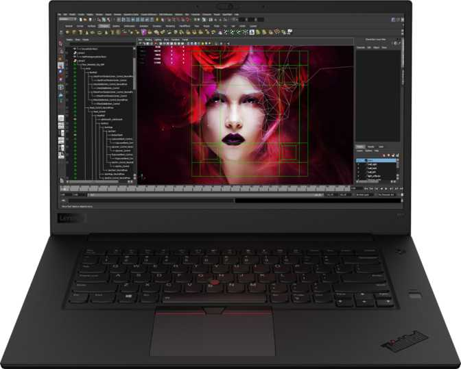 "Lenovo ThinkPad P1 15.6"" FHD Intel Core i7-8750H 2.2GHz / 16GB RAM / 512GB SSD"