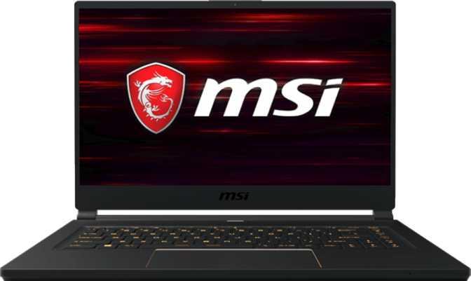 "MSI GS65 Stealth 8SG 15.6"" Intel Core i7-8750H 2.2GHz / 16GB RAM / 2TB SSD"