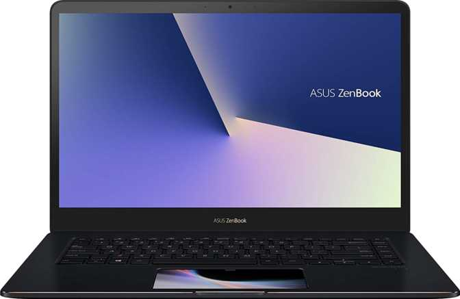 "Asus ZenBook Pro 15 UX580GD 15.6"" Intel Core i9-8950HK 2.9GHz / 16GB RAM / 512GB SSD"