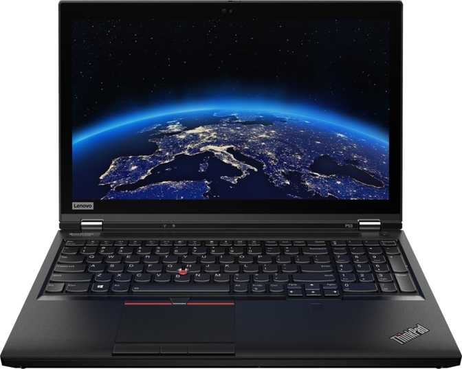 "Lenovo ThinkPad P53 15.6"" FHD Intel Core i7-9750H 2.6GHz / 16GB RAM / 256GB SSD"