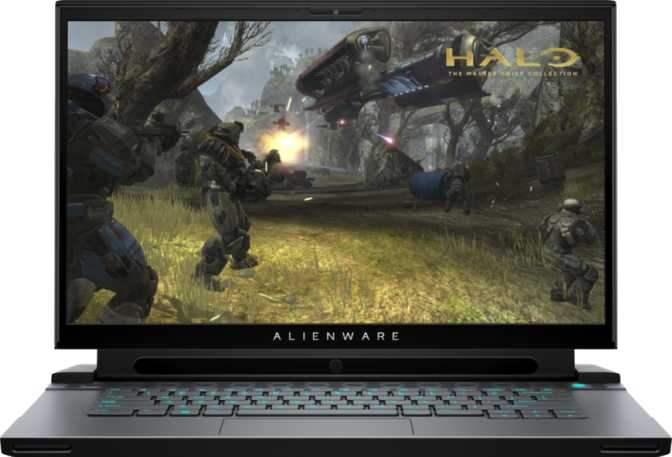 "Dell Alienware M15 R3 (2020) 15.6"" Intel Core i9-10980HK 2.4GHz / 32GB RAM / 4TB SSD + 512GB SSD"