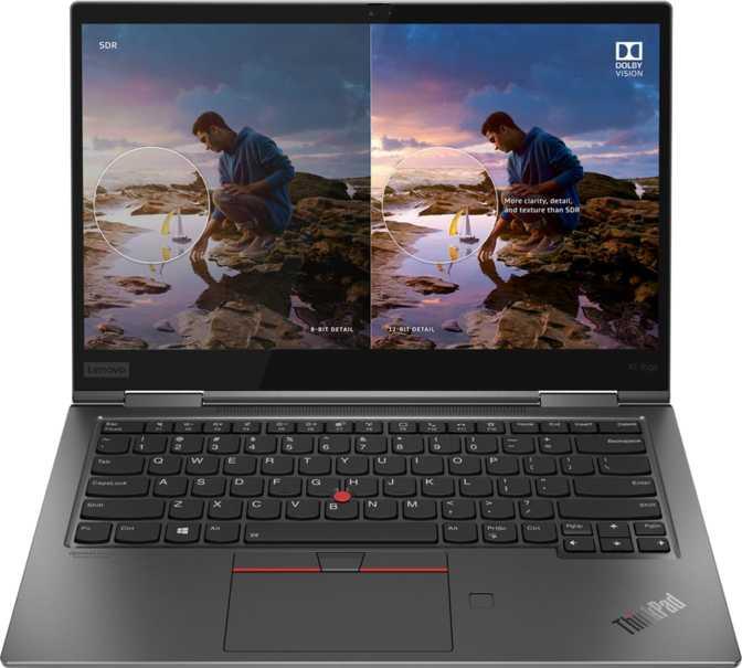 "Lenovo ThinkPad X1 Yoga Gen 5 14"" Intel Core i5-10210U 1.6GHz / 16GB RAM / 512GB SSD"