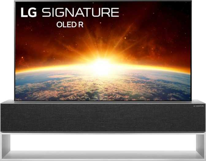 """LG Signature OLED65RXPUA 65"""""""