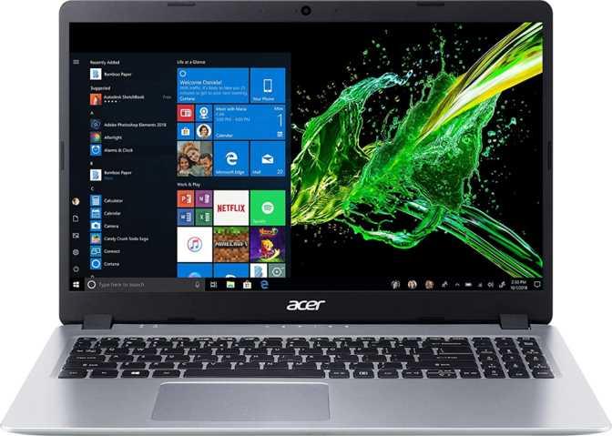 """Acer Aspire 5 15.6"""" AMD Ryzen 3 3200U 2.6GHz / 4GB RAM / 128GB SSD"""