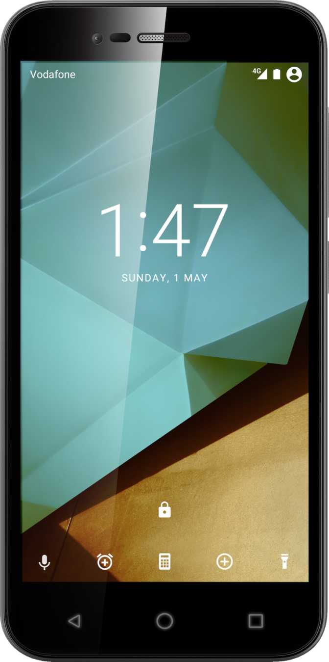 Samsung Galaxy J1 vs Vodafone Smart Prime 7