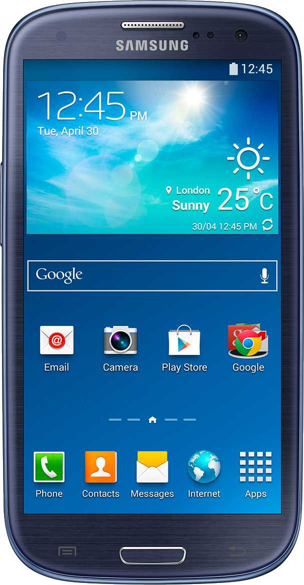 Samsung Galaxy S3 Neo vs HTC Sensation