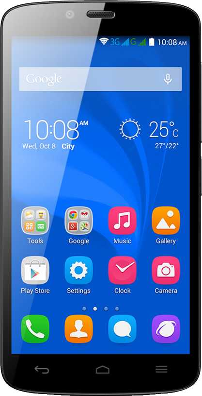 Huawei Ascend G6 vs Huawei Honor Holly