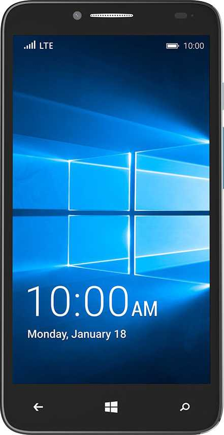 Alcatel One Touch Fierce XL (Windows 10)