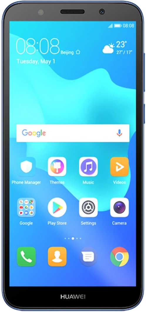 Huawei Y5 Prime (2018) vs Lenovo K6 Enjoy