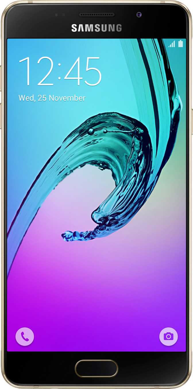 Samsung Galaxy S6 vs Samsung Galaxy A5 (2016)