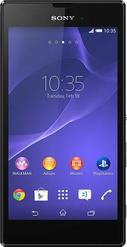 BlackBerry Q10 vs Sony Xperia T3