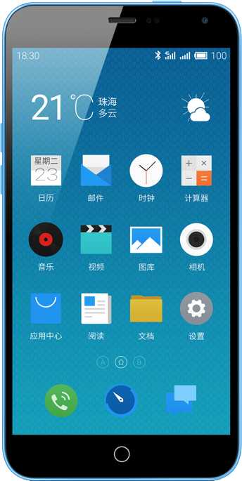 HTC Desire vs Meizu M1