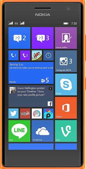 Samsung Galaxy J7 (2016) vs Nokia Lumia 730