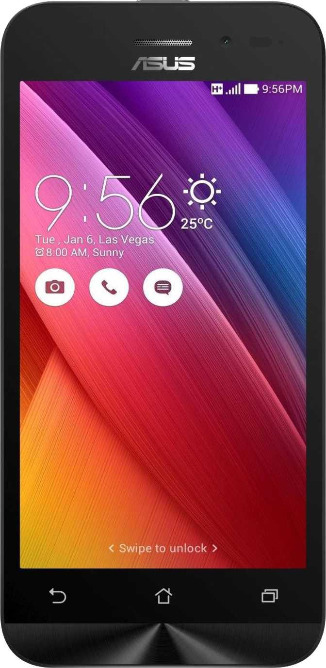 Huawei P20 Lite vs Asus Zenfone Go (ZB452KG)