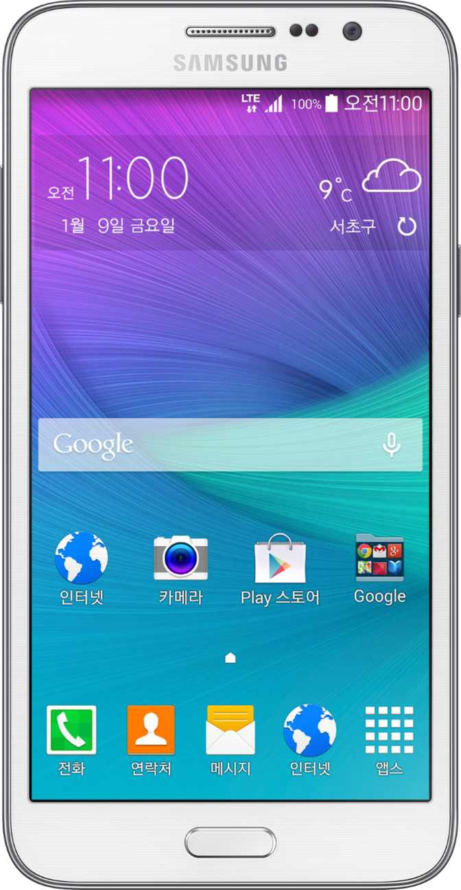 LG Optimus L7 P700 vs Samsung Galaxy Grand Max