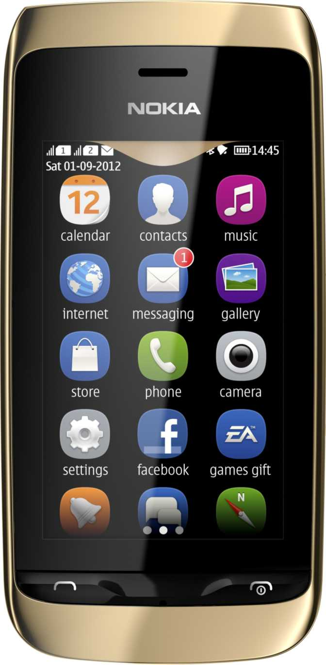 Samsung Galaxy mini 2 S6500 vs Nokia Asha 308