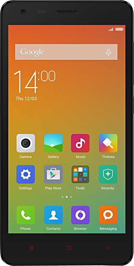 Xiaomi Redmi 5 Plus vs Xiaomi Redmi 2 Prime