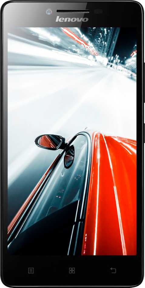 LG Optimus L5 E610 vs Lenovo A6000