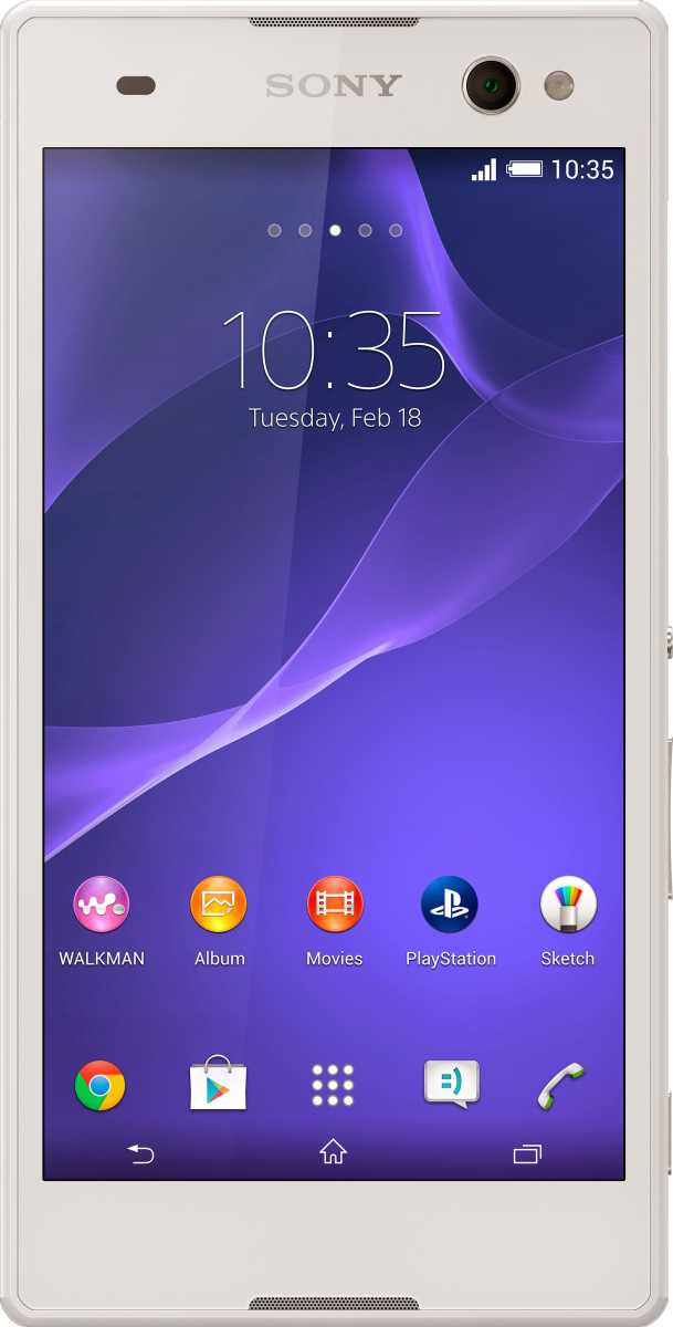 Samsung Galaxy Chat B5330 vs Sony Xperia C3