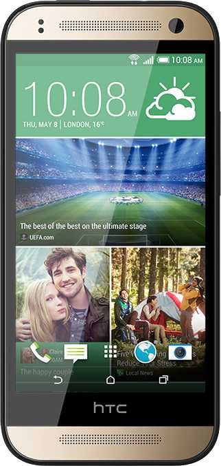 Huawei Ascend D2 vs HTC One mini 2