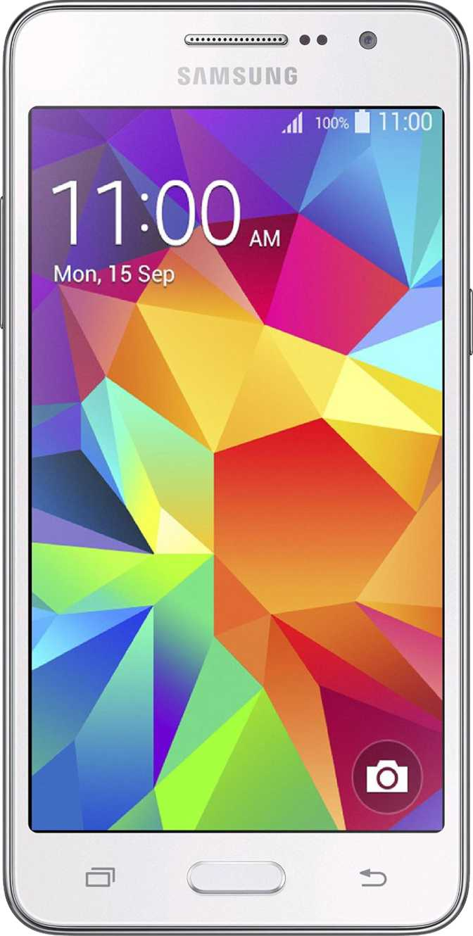 Samsung Galaxy Grand Prime vs Lenovo Vibe P1m