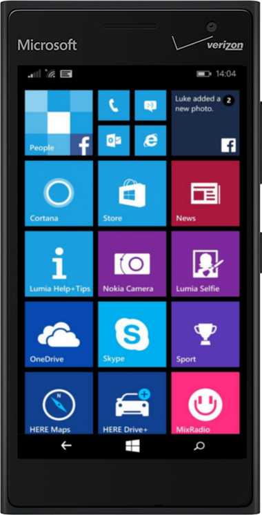 Nokia Lumia 830 vs Microsoft Lumia 735