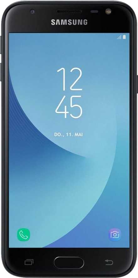 Samsung Galaxy J6 vs Samsung Galaxy J3 (2017)